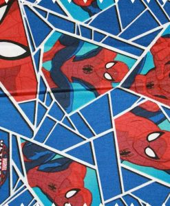 Spiderman-Cotton