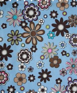 Vintage-Flowers-Blue-Cotton