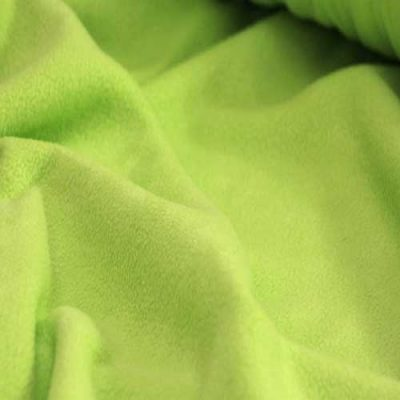 Lime-Green-Polar-Fleece