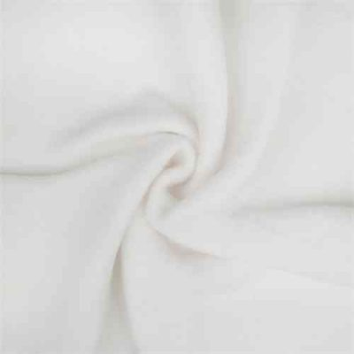White Polar Fleece