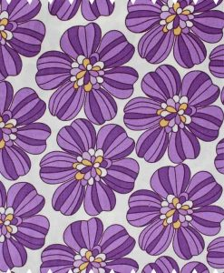 Purple-Poppies-Cotton