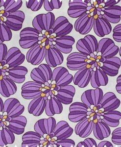 Purple-Poppies-Cotton