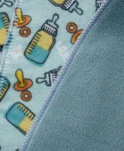 Blue bottles – 6 pack Baby Wipes