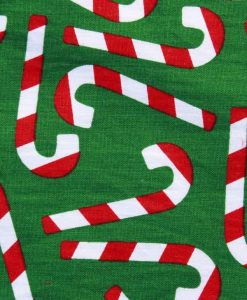 Christmas Candy Canes Baby wipe 2