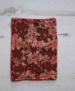 Christmas Gingerbread Men Baby wipe 1