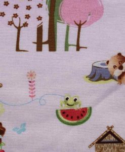Forest Friends Baby wipe 2