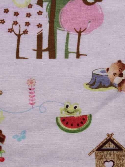 Forest Friends Baby wipe