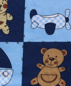 Boys Toys Burp Cloth 2