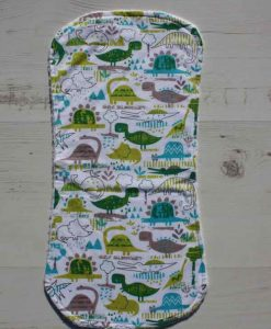 Dashwood Dinos Burp Cloth 1