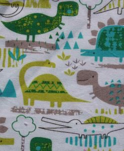 Dashwood Dinos Burp Cloth 2