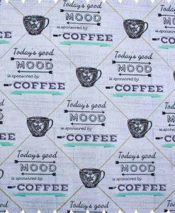 Coffee Buzz Cotton
