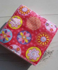 Flower Power – Family cloth – Set of 9