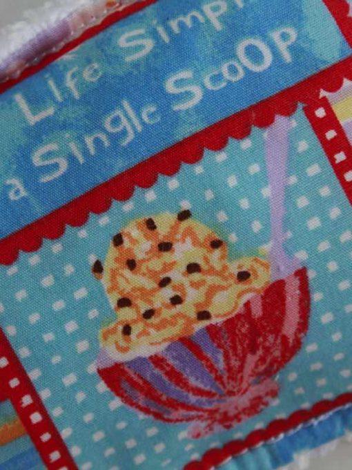 Single Scoop – Reusable sponge