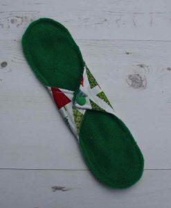 Graphic Christmas Trees 11″ Sub – Liner cloth pad 3