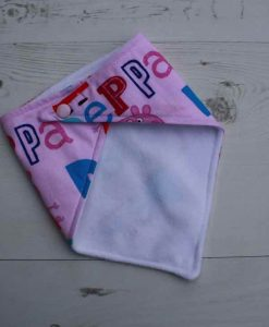 Peppa Pig Dribble Bib
