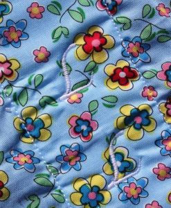 14-inch-Regular-Flow-cloth-menstrual-pad-Flowers-on-Sky-Blue-Cotton-and-Wind-Pro-fleece_2