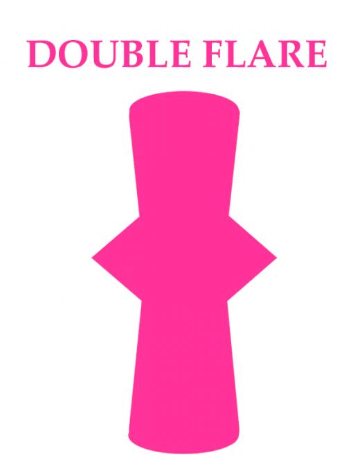 Tie Dye Pink Flower 7