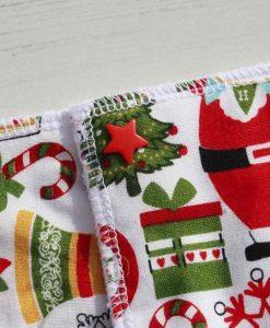 Christmas – Reusable Kitchen Towel – Set of 8 3