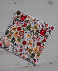 Christmas – Reusable Kitchen Towel – Set of 8 2