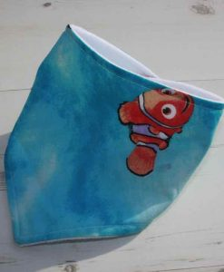 Nemo Dribble Bib 1