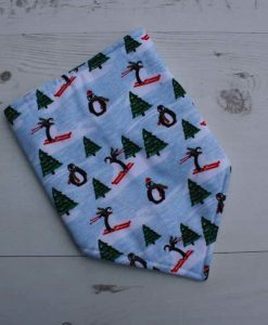 Penguins Dribble Bib 2