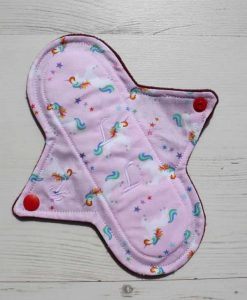 "8"" Sub Regular Flow cloth pad 