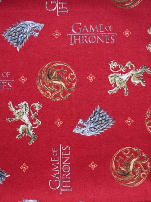 Game of Thrones You Win or You Die Cotton