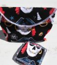 Pirate Make Up Bag and Wipes