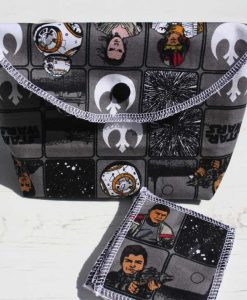 Star Wars Force Awakens Make Up Bag and Wipes