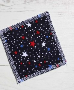 Night Sky Make-up remover wipes – set of 5