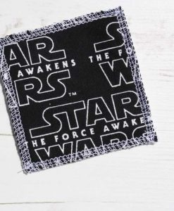 Star Wars The Force Awakens Make-up remover wipes – set of 5