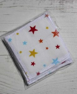 Sevenberry Stars Make-up remover wipes – set of 5