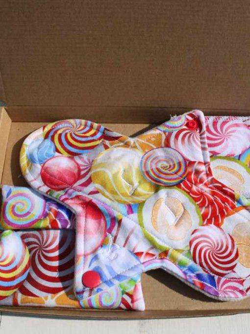 Lollipops Cotton Gift Box