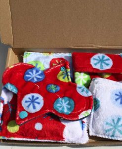 Festive Plush Gift Box