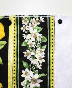 Lemon Grove – Reusable Kitchen Towel – Half-sheets – Set of 7