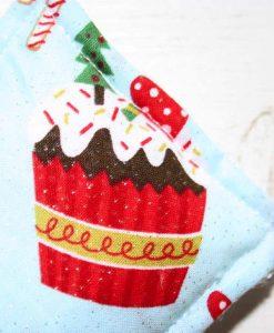 Christmas Cupcakes - Reusable sponge