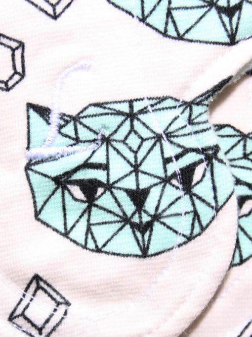 Cloth Pad Starter Set – 2 x 6″ Liner | Crystal Cats