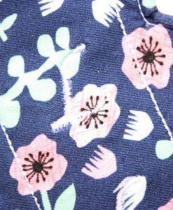 8″ Light Flow cloth pad | Woodland Cotton Jersey | Cream Wind Pro Fleece | Luna Landings | Slim Sub 2