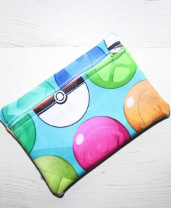 Pokeballs Small Wet Bag