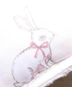 Bunny Bow - Reusable sponge