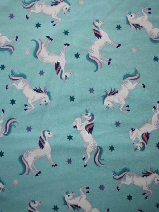 Unicorns-Cotton-Jersey