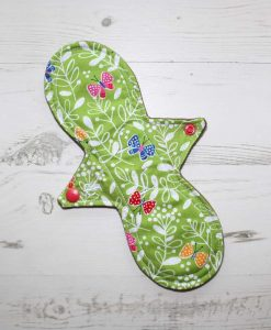 "10"" Regular Flow cloth pad 