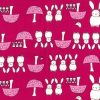 Bunnies-on-Cerise