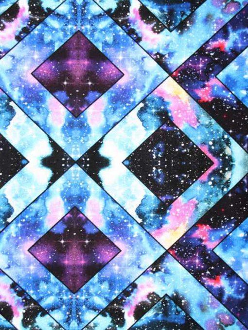 Diamond Galaxy Cotton Jersey