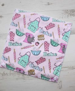 Cake Bake – Reusable Kitchen Towel – Single Sheet