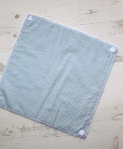 Blue Dobby Spot - Reusable Kitchen Towel - Single Sheet
