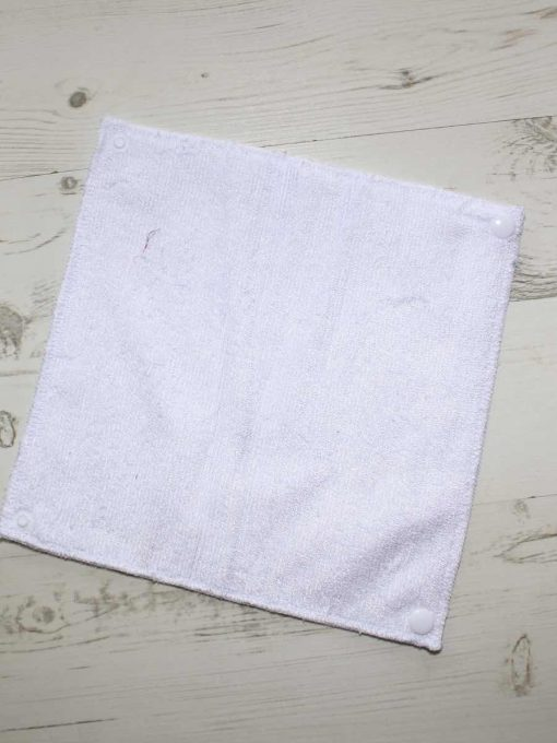 Blue Dobby Spot – Reusable Kitchen Towel – Single Sheet
