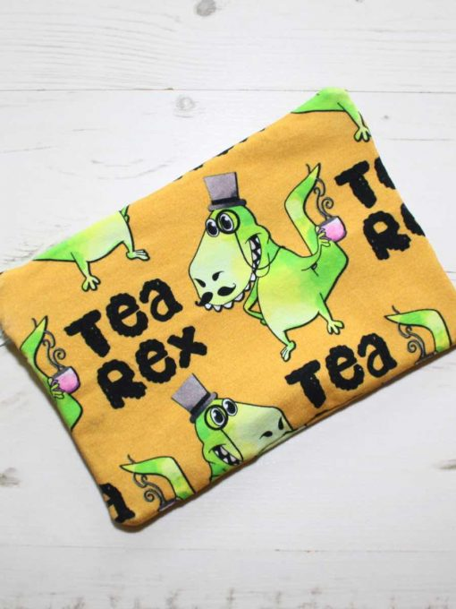Tea Rex Orange Small Wet Bag