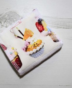 Sundaes Make-up remover wipes - set of 5