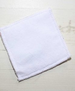 Paisley Make-up remover wipes - set of 5